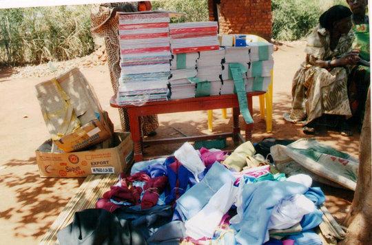 School supplies and uniforms