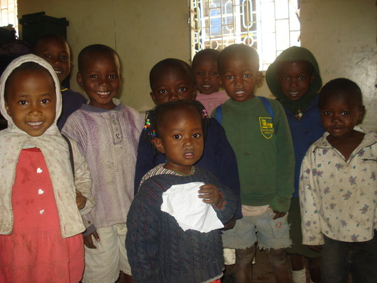 HELP FEED 500 STARVING ORPHANS OF KOGUMA in Kenya