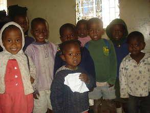 HELP FEED 500 STARVING ORPHANS OF KOGUMA in Kenya
