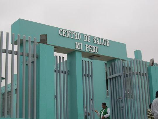 Health Center - Centro de Salud Mi Peru