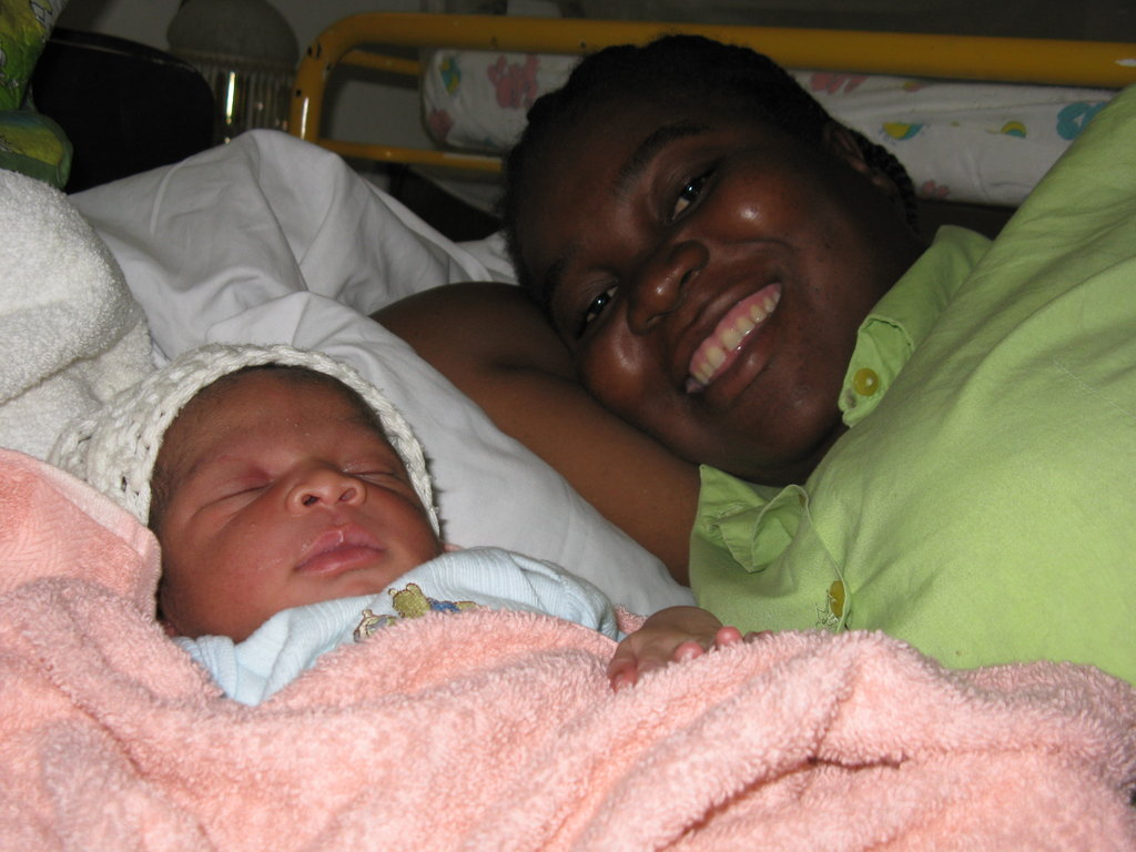 Deliver 75 healthy babies in Torbeck, Haiti
