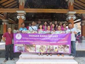 Mobile Clinic in Singaraja, North Bali