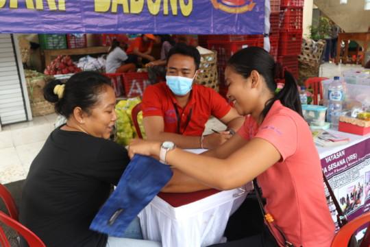 Mobile Clinic at Anyarsari