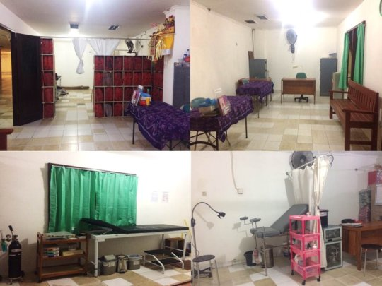 Current situations in YRS clinic at Tiara Grosir