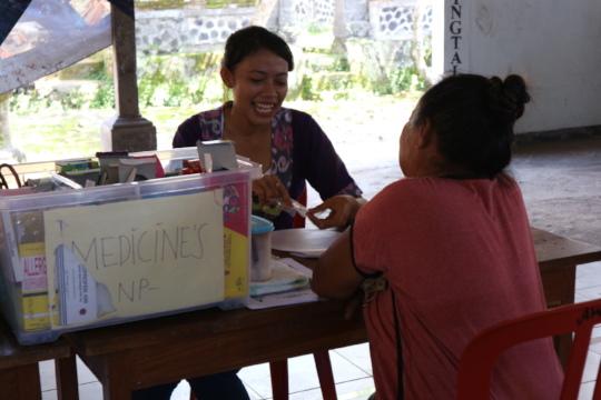 General Health Care at Tiyingtali Village