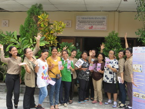Peer Educator Activity to Commemorate Kartini Day