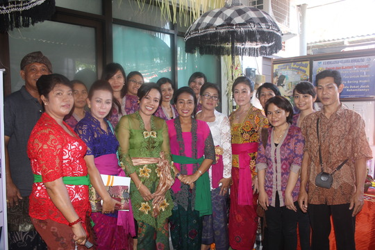Official Opening of YRS Health Clinic in Sanur