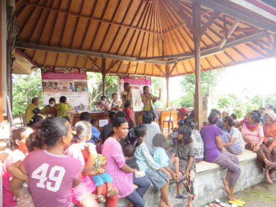 Mobile Clinic in Kaliasem