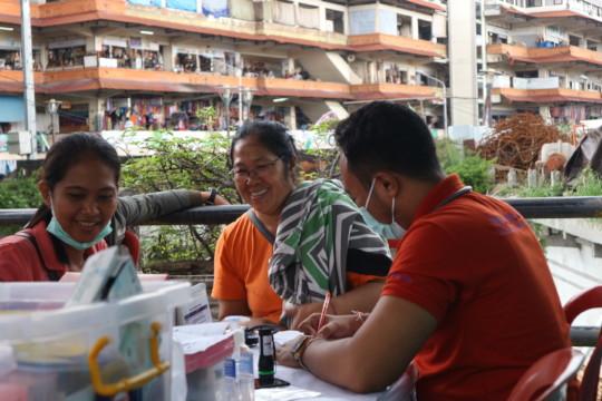 Mobile Clinic at Kumbasari