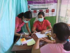 YRS' Mobile Clinic Services