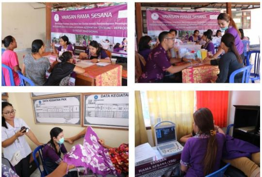Mobile Clinic at Buleleng in Banyupoh village