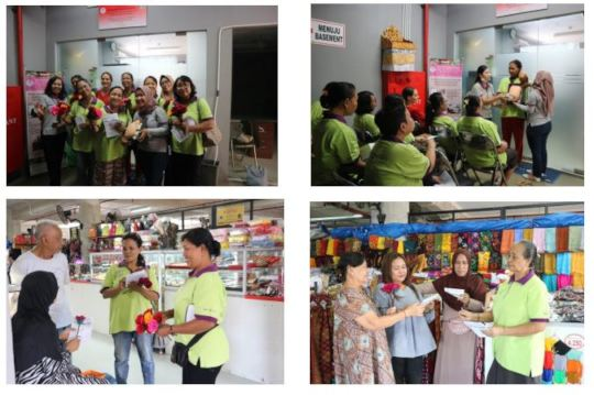 Peer meeting comemorate to Kartini Day