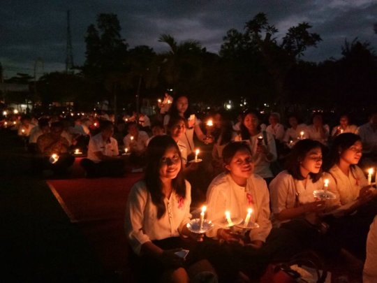 National AIDS Candlelight Memorial on May 19