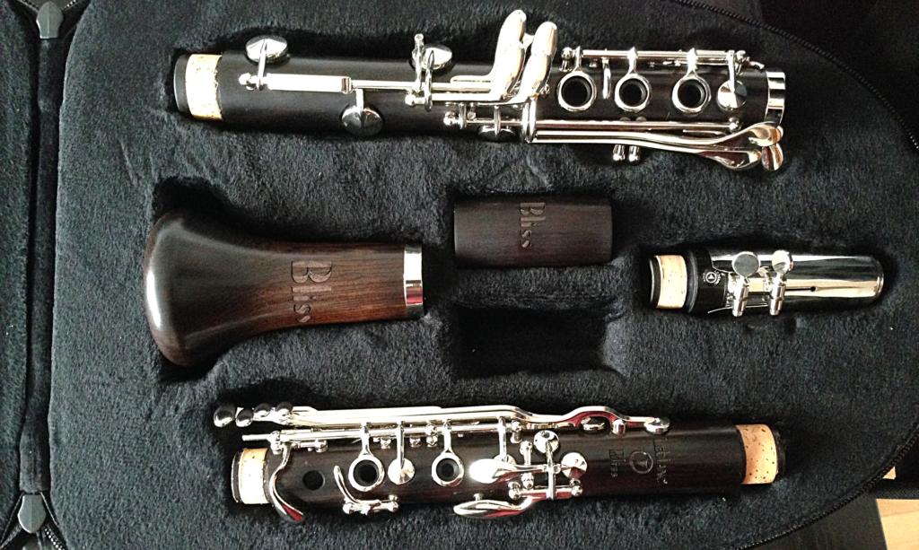 new clarinet