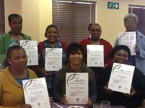 Mosaic HIV Testing (HCT) Counsellors