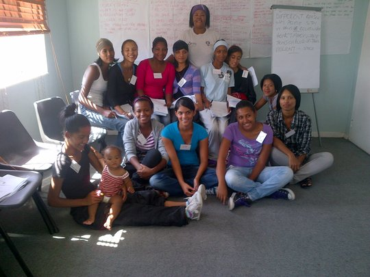 Assist 10,000 Gender Based Violence Victims in RSA