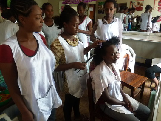Empower Disadvantaged Women and Girls in Ethiopia