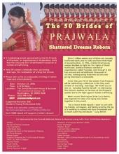 50 Brides Fundraiser flyer (PDF)
