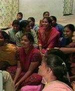 Survivors of Sex Trafficking (Credit: PBS)