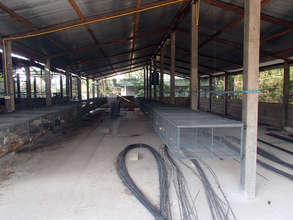 Construction of new barn