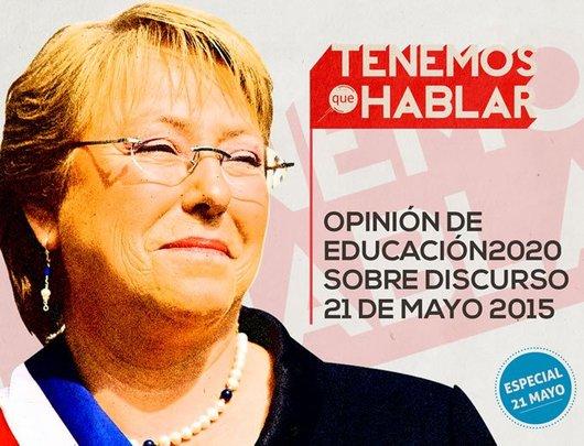 Grafica opinion discurso E2020