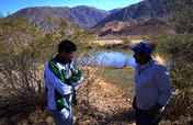 WATER CAPTURE FOR ANDEAN FAMILIES