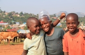 Send an unprivileged child to school in Uganda