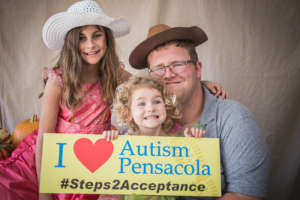 Families love connecting at Autism Pensacola!