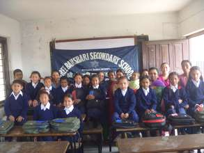 Bansbari Secondary School Kathmandu