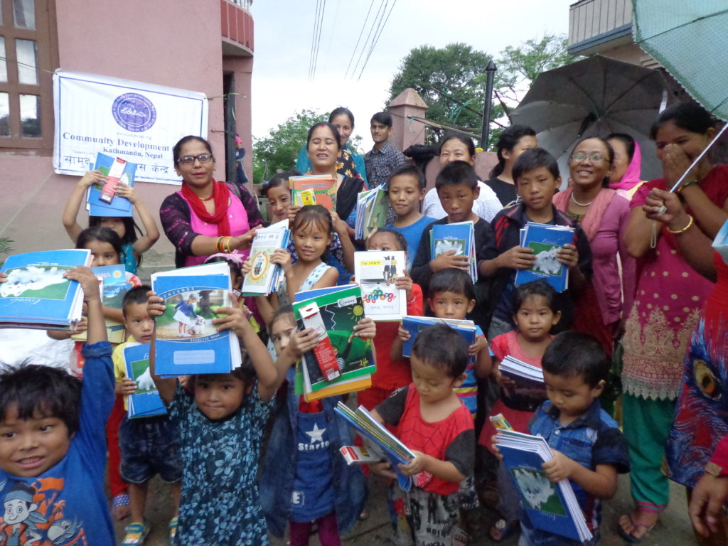 Support 500 Nepali Helpless Kids for  Education