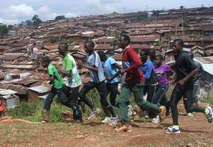 Educate 20 Kenyan Youth Athletes from Kibera Slum