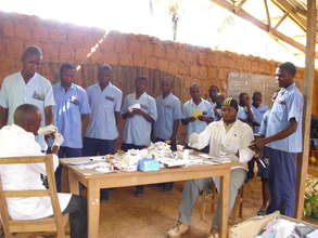 Empower 50,000 youth to fight HIV/AIDS in Cameroon