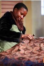 Batik production process