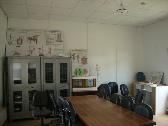 Computer Lab in Bugna