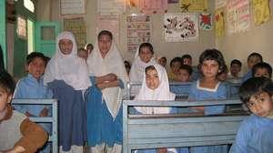 HDF School in Zhob, Pakistan