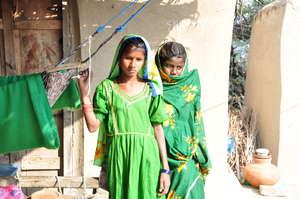 Girls in HDF Program Area