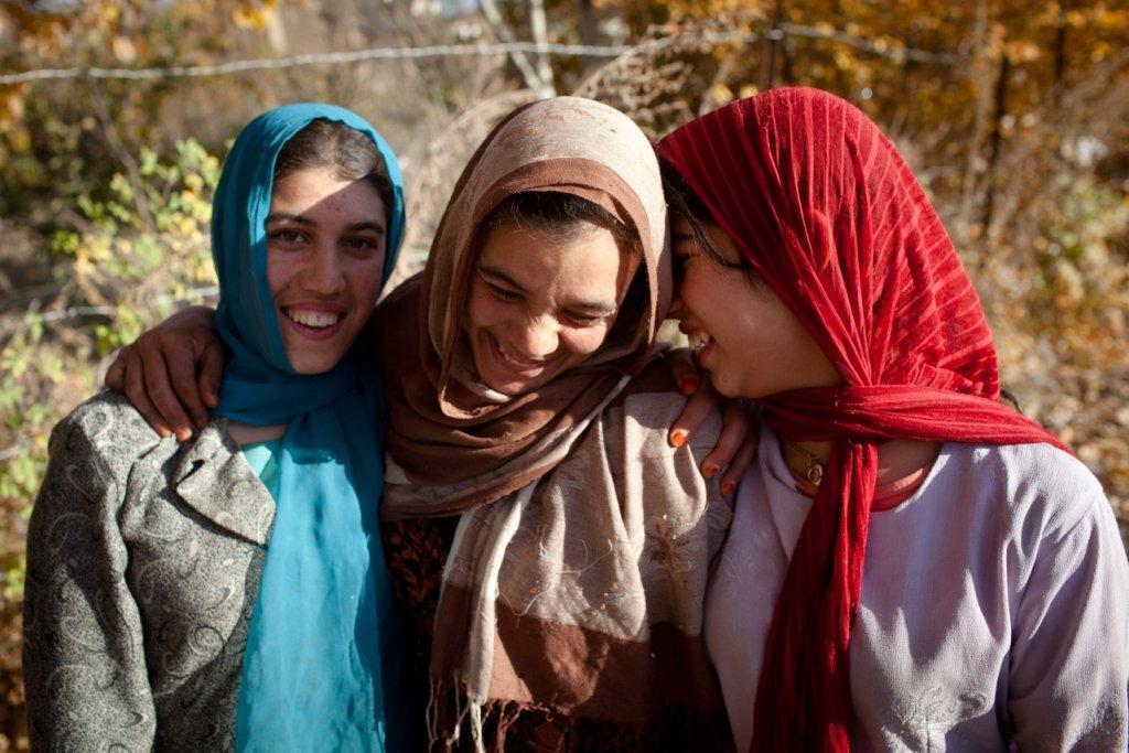 Strawberry Farming for 500 Afghan Women