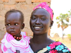Save lives of kids and moms in rural South Sudan