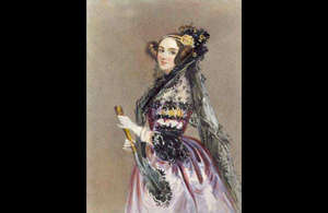 Ada Lovelace, world's 1st computer programmer