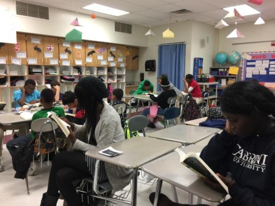 Literacy Club