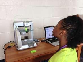 PFF Digital Design with 3D Printers