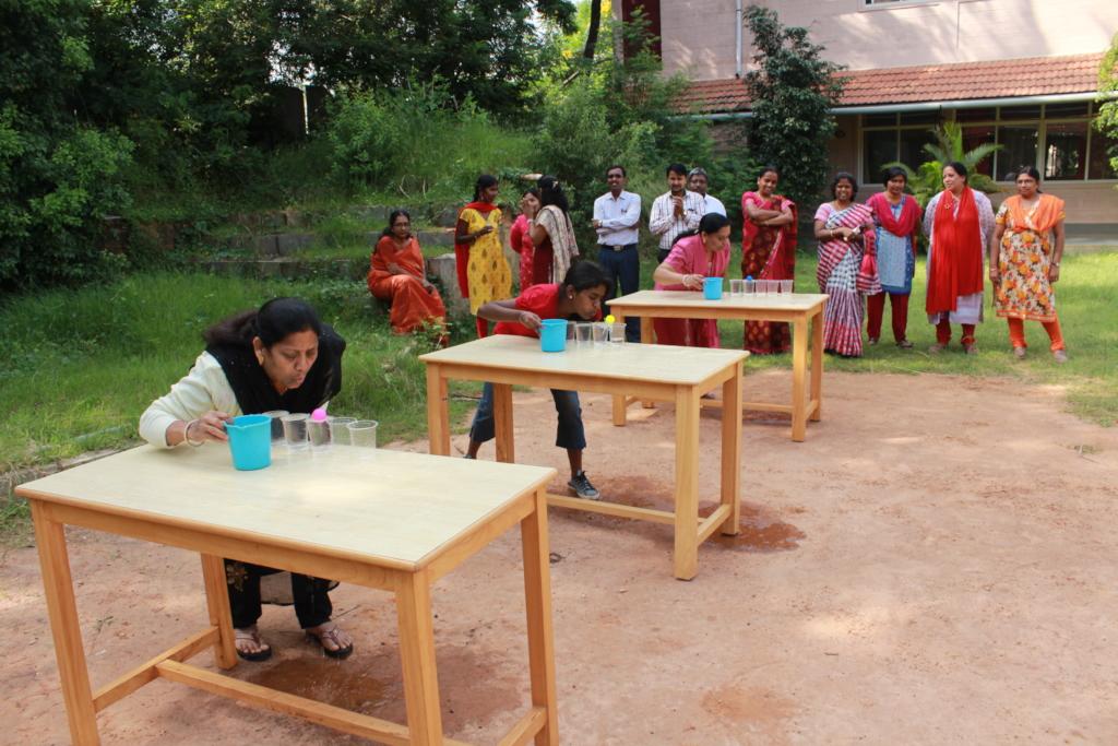 Capacity Building Training for Teachers