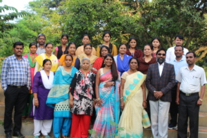 Capacity Building Training for Teachers