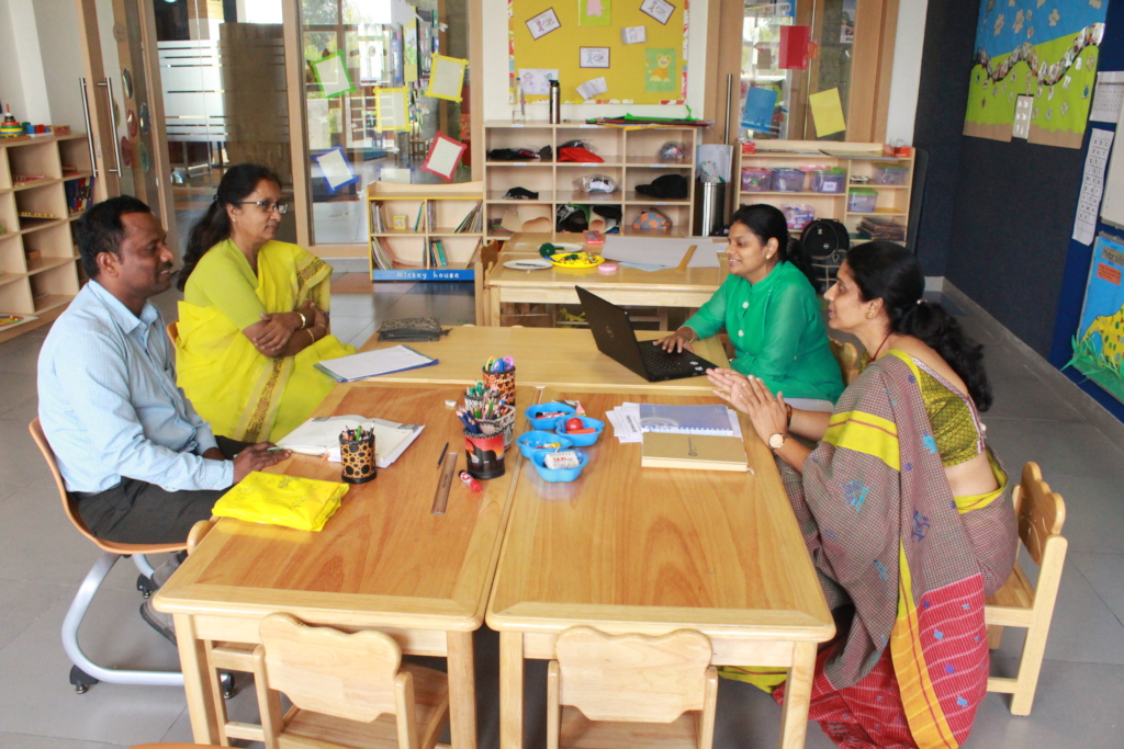 Capacity Building Training Teacher -Kunskapsskolan