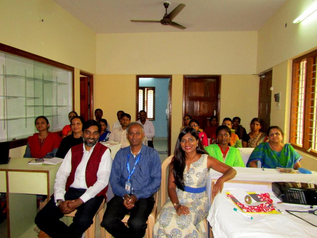 Teachers becoming learning facilitators