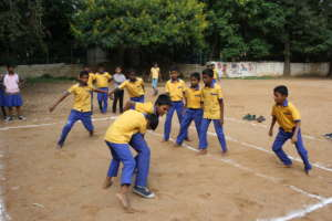 Inter-School Sports Competition