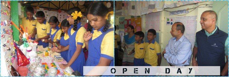 """Opening the Doors of Creativity"" - OPEN DAY"