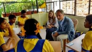 Kunskapskolan Visits SUKRUPA
