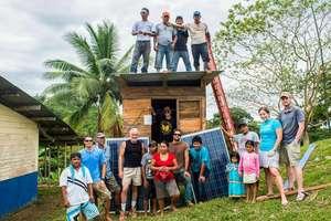 Community Solar Installation