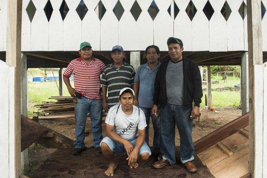 Playa Verde Construction Crew